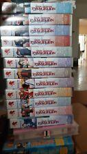 VHS Neon Genesis Evangelion - Dynamic Italia 1997-2001