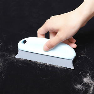 Pet Dog & Cat Hair Remover Hair Cleaning Washable Soft Rubber Fur Cleaning Brush