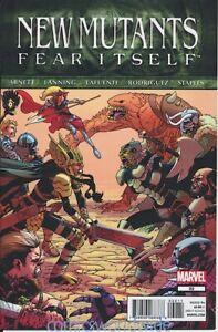 New Mutants #32 (2011 3rd Series) NM,  Fear Itself