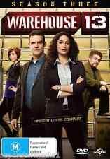 Warehouse 13 Series : Season 3 : NEW DVD