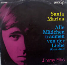 "7"" 1970 RARE! JIMMY ELLIS (= JIMMY PATRICK )  Geraldine"