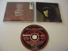 BELLADONNA -  S/T CD * HEAVY METAL, HAIR METAL, ANTHRAX, 90'S METAL