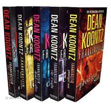 Dean Koontz Frankenstein Books 1 to 5 in Series Crime Horror Fiction New
