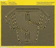 ROGER SANCHEZ - You Can't Change Me (UK 4 Tk Enh CD Single)