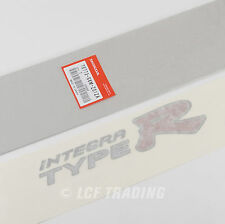 Authentic JDM Honda Integra Type R DC5 Acura RSX Side Decal 75773-S6M-Z01ZA 1 PC