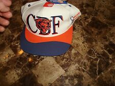 CHICAGO BEARS EASTPORT SCRIPT     DEADSTOCK 90'S HAT CAP VINTAGE SNAPBACK