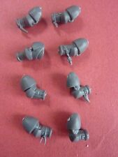 Space Wolves THUNDERWOLF Power Armour SET of 6 ARMS - Bits 40k