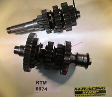 KTM 660 SMC LC4 Getriebe wie abgebildet neuwertig 1 Zahnrad deffekt wie Abgebild