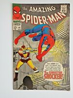 """Amazing Spider-Man # 46 First Appearance of The """" Shocker """"  Marvel Comics 1967"""
