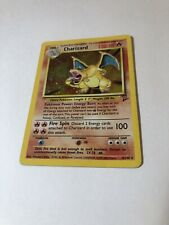 Holographic Charizard - Base Set 2 4/130 - Heavily Played