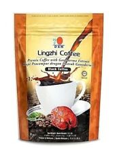 6 Packs DXN Lingzhi Black Coffee Ganoderma Reishi Instant Gourmet Classic Cafe
