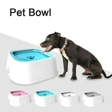 No Spill Dog Water Bowl Vehicle Carried Anti Slip Pet Slow Floating Water Feeder