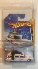 Hot Wheels 2010 New Models Ghostbusters Ecto-1 Target Snowflake Edition * 7A