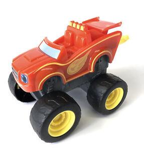 "8"" Blaze & the Monster Machines Blazing Speed Lights & Has 30+ Sounds Truck"