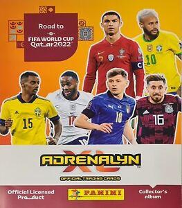 Panini Road to World Cup Katar 2022 Top Master Titan Magician  1-387 XXL Limited