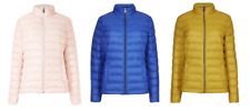 Ex Marks and Spencer Lightweight Down & Feather Stormwear Jacket Size 8 - 22