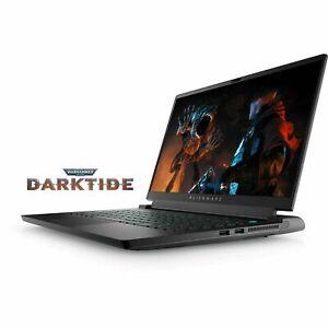 Alienware M15 R5 Gaming Laptop AMD Ryzen R7 5800H 16GB RAM 512GB SSD RTX3060