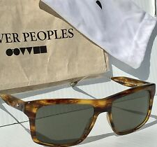 NEW* Oliver Peoples Gaviota Tortoise POLARIZED Bronze Sunglass 5283 Mosley