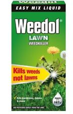 SCOTTS WEEDOL VERDONE FAST-ACTING LAWN WEEDKILLER CONCENTRATE WEEDS PATIO 1L