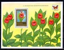 Fleurs - Mongolie (144) bloc neuf** 1er choix