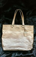 Prada  BAG Tasche 100% Original   Top Zustand Leder Shopper Ombre Braun