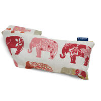Microwaveable Lavender Scented Wheat Warmer, Heated Wheat Bag in Nelly Elephant