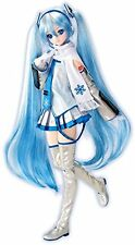 "DD Dollfie Dream Hatsune Miku ""Snow Miku"" Ver. Figure Doll Japan Anime"