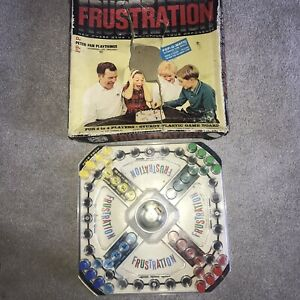 Vintage Peter Pan Playthings FRUSTRATION Board Game Spare / Replacement Mover
