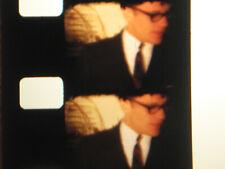REGULAR 8mm FILM HOME MOVIE   1950s ROMANTIC COUPLE at CHRISTMAS  Kodachrome
