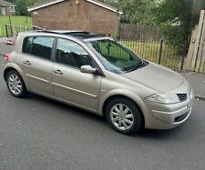 2008 Renault Megane 1.4 16v