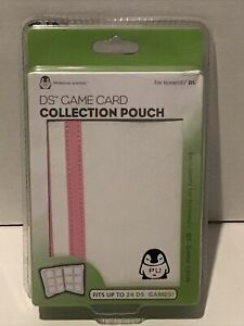 Ds Game Card Collection Pouch