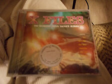 X FILES - THE ULTIMATE SCI-FI THEMES ALBUM CD BRAND NEW SEALED