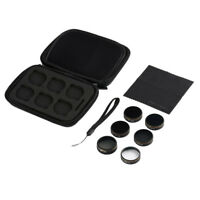 6 Pcs UV CPL ND8 ND16 ND32 ND4 Lens Filters Kit for DJI Phantom 4 Pro Drone