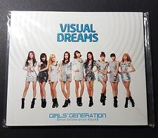 SNSD Girls Generation Intel Visual Dream Promo Limited Rare K-pop
