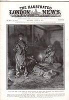 1916 London News April 29 - St. Eloi and Verdun Battles; Air assault on Turks