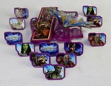 Guardians of the Galaxy 3D Cake Topper w/12 Cupcake Rings, DecoPac, Marvel