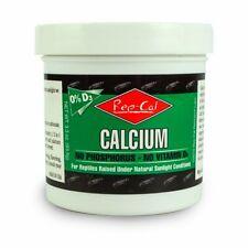 REPCAL REP-CAL - 3.3 OZ - ULTRAFINE CALCIUM POWDER W/O D3 REPTILE.