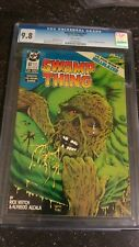 SWAMP THING #67 CGC 9.8 WHITE PAGES 6 PAGES PREVIEW HELLBLAZER 1987 DECEMBER DC