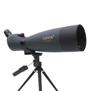 25-125x92 powerful zoom spotting scope. Wildlife/nature observation & stargazing