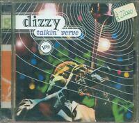 Dizzy Gillespie - Talkin' Verve Cd Sigillato