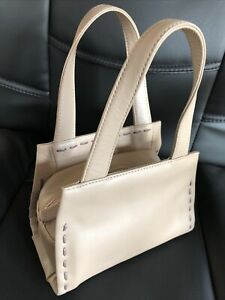 New Radley Small Leather Grab Bag