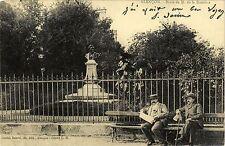 CPA   Alencon - Buste de M. de la Sicotiére   (355268)