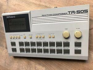 BAT Roland TR505 vintage boite à rythme
