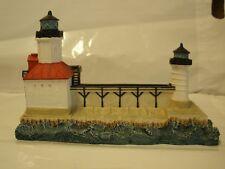 Harbour Lights St Joseph Mi Michigan Lighthouse #411 1995 Commemorative Stamp