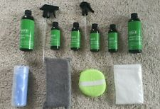 Vehicle Maintenance Kit  Car Cleaning products Rain repel tint protect wheels