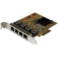 Startech.com tarjeta de red PCI Express Ethernet Gigabit con
