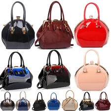 Women's Rounded Top Handle Shoulder Tote Bags For Holiday Work College School