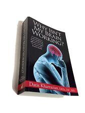 Why Isn't My Brain Working?: A Revolutionary Understa... by Kharrazian, Dr. Dati