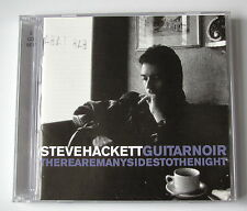 STEVE HACKETT..GUITARE NOIR+THERE ARE...NIGHT 2CD