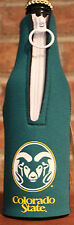 New Colorado State Rams Bottle Coolie Koozie College